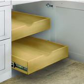Roll-Out Cabinet Drawer Shelf