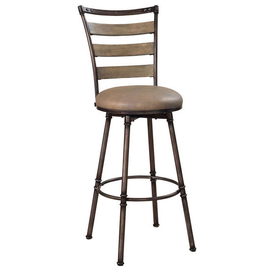 Hillsdale Furniture Thornhill Swivel Counter Stool