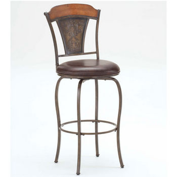 Hillsdale Furniture Huntington Swivel Counter Stool