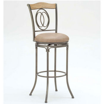 Hillsdale Furniture Riggler Swivel Counter Stool