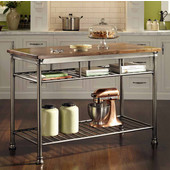 The Orleans Kitchen Island by Home Styles