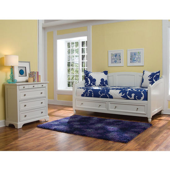 bedroom sets home styles naples storage daybed chest set or daybed
