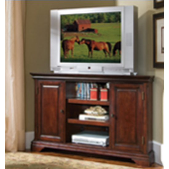 Lafayette Corner Entertainment Stand
