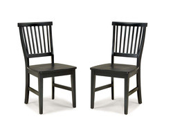 Home Styles Arts & Crafts Dining Chair, Set of 2