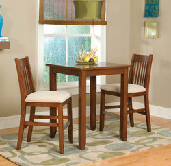 Home Styles Hanover Bistro Table & 2 Stools