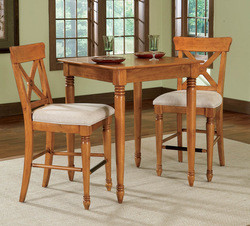 Ponderosa Bistro Table by Home Styles