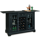 wine cabinets, swing-out bars, wine carts by home styles