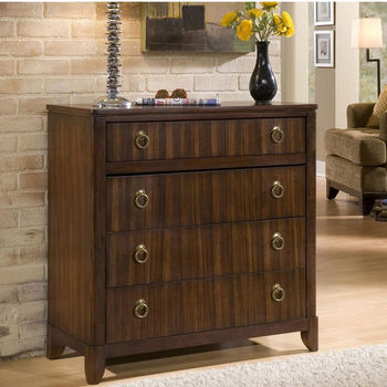 Home Styles Paris Four Drawer Chest