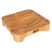 Herbal Bowl Cutting Board by John Boos