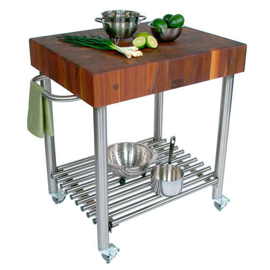 Kitchen Islands Cucina D 39 Amico Kitchen Cart Stainless