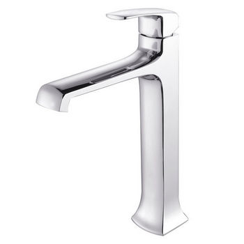 Kraus Decorum Chrome Single Lever Vessel Faucet