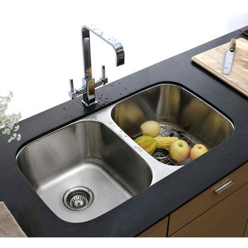 Cantrio Koncepts S/Steel Kitchen Sink