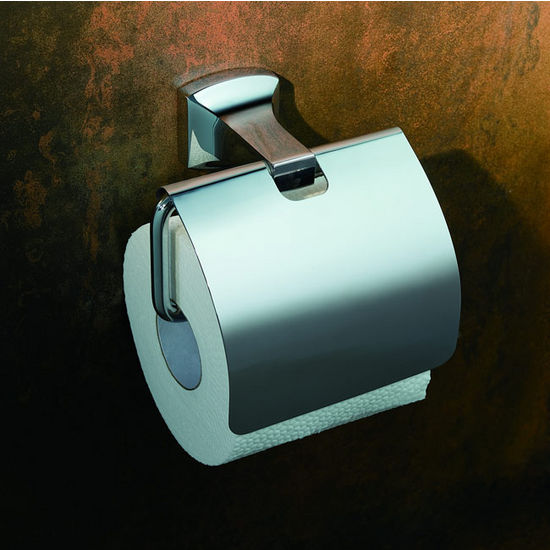 Kraus Fortis Bathroom Tissue Holder with Cover