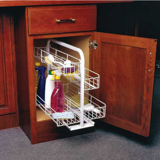 Base Cabinet Pull-Out Organizer