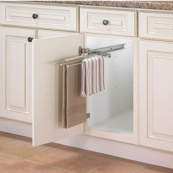 Pull-Out Towel Bars