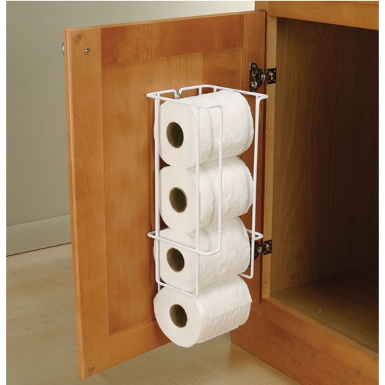 Wire Toilet Paper Holder