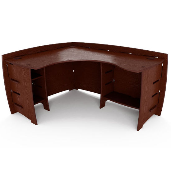 "Legare Tool Free Assembly 60"" Corner Desk"