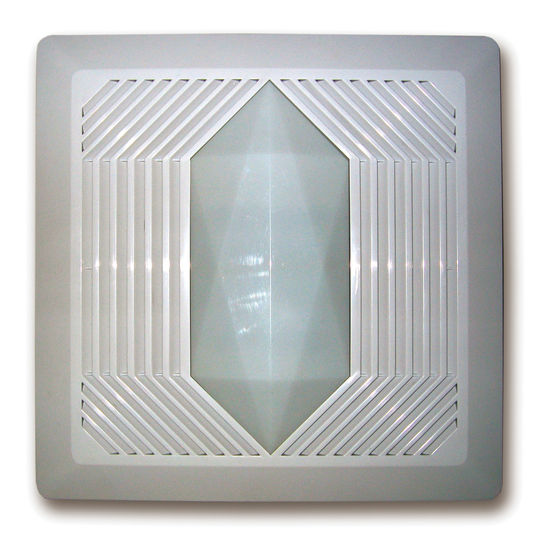 Broan bathroom fan cover bath fans for Bathroom exhaust fan cover