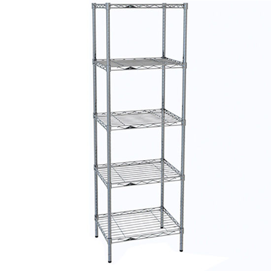 Inter Metro 5 Shelf Prepack Kitchen Tower