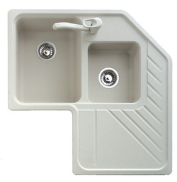 Dowell Sinks : Dowell Sinks Undermount Kitchen Sinks Handcrafted Small Radius Corner ...
