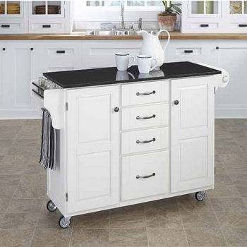 Home Styles Mix and Match Kitchen Island