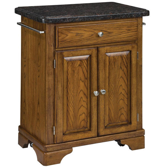 Oak Kitchen Cart Products Sale