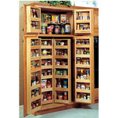 Chef's Double Door Pantry System