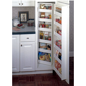 Chef's Single Door Pantry System