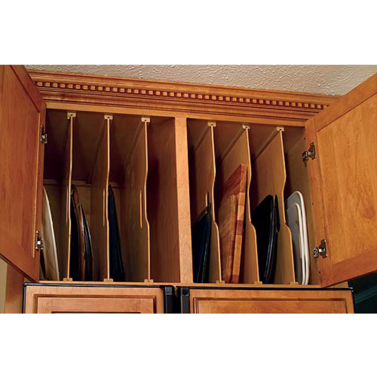 Tra-Sta Kitchen Tray Dividers By Omega National