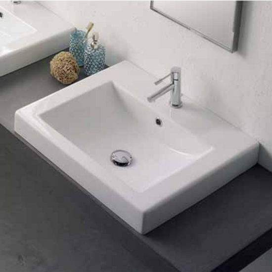Square Sink - USA
