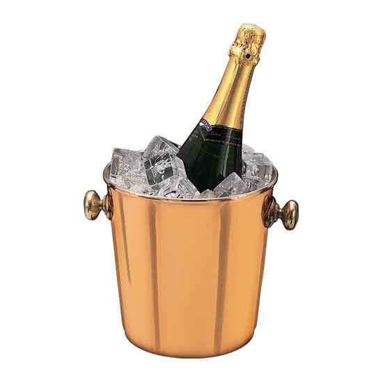 Old Dutch Solid Copper 3? Qt Wine Cooler