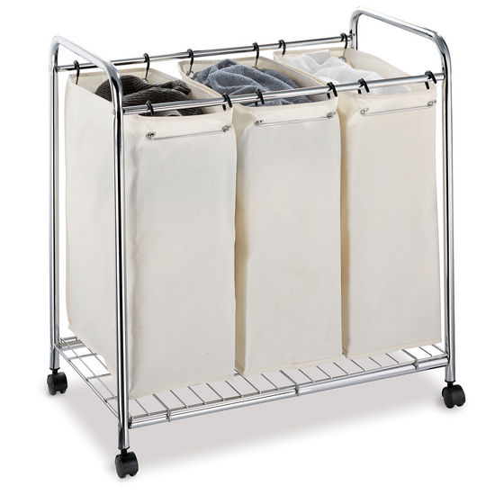 Neu Home Three Section Laundry Sorter