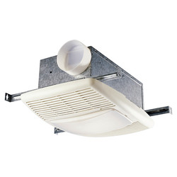 Installbathroom Exhaust  on How To Install A Bathroom Ceiling Light Heater Fan   Ehow Com