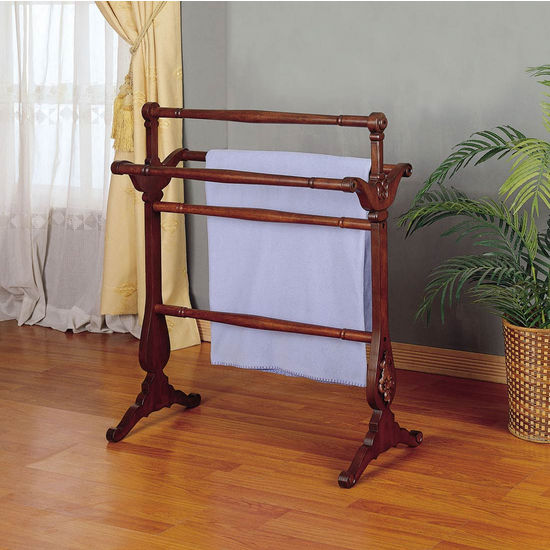 Jamestown Landing Blanket Rack