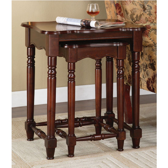 Powell 2-Pc. Nested Accent Tables