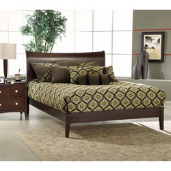 Hillsdale Furniture 1418507PLTB Tiburon Bentwood Queen Platform Bed Set