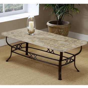 Brookside Fossil Coffee Table