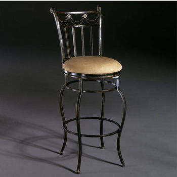 Hillsdale Furniture Camelot II Counter or Bar Height Stool