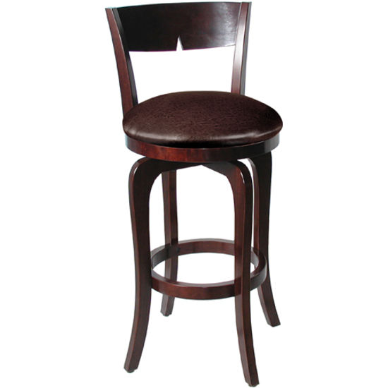 Hillsdale - Luna Swivel Counter or Bar Height Stool