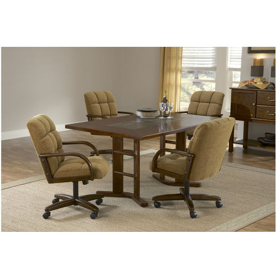 furniture dining room furniture dining chair rolling