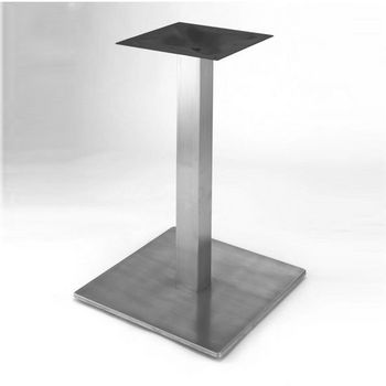 Nikai Stainless Steel Square Table Base
