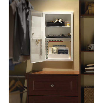 "Deluxe 24""H Security Cabinet"