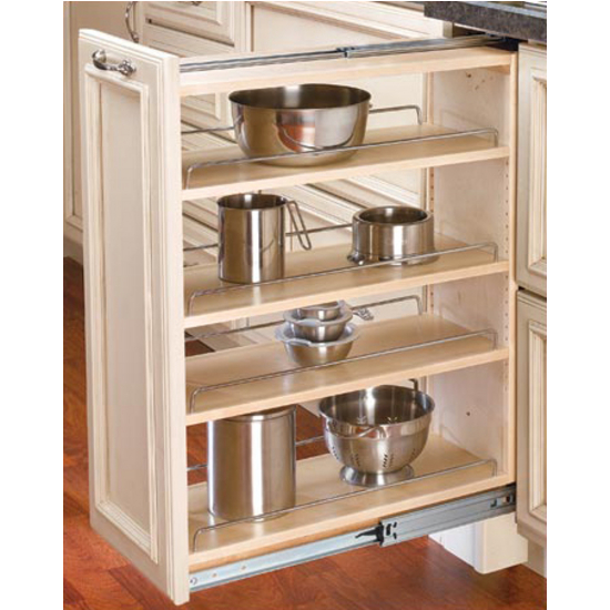 rev a shelf kitchen base cabinet fillers with pull out storage