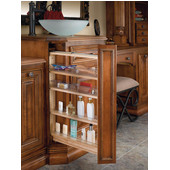 Maple Vanity Base Filler by Rev-A-Shelf