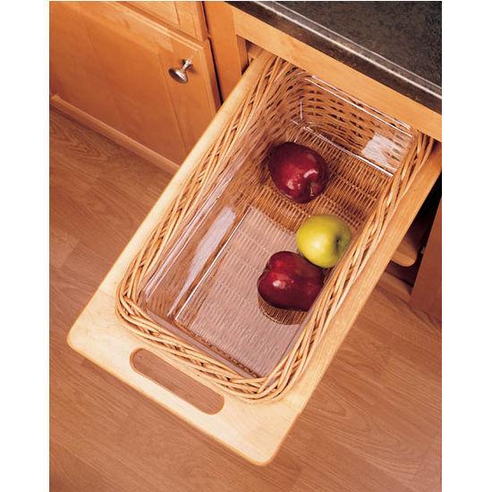 Kitchen Cabinets Basket Drawer: Kitchen Cabinet Organizers By Hafele