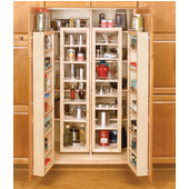 Rev A Shelf Swing Out Tall Kitchen Cabinet Chef S Pantry