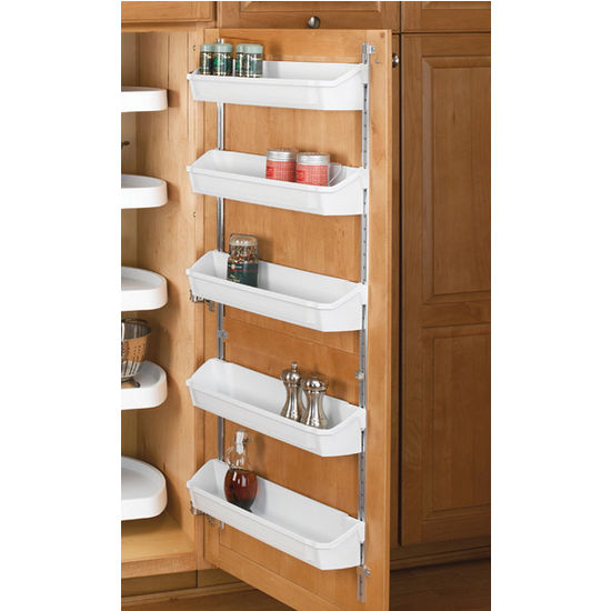 Rev A Shelf Five Shelf Kitchen Door Storage Sets