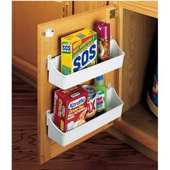 Door Storage Shelf Set