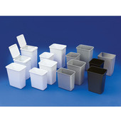 Waste Containers Trash Cans Garbage Bins Recyclers By