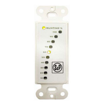 S&P Percentage Timer Control, For use with TR70/TR130/TR200/TR300 Ventilators